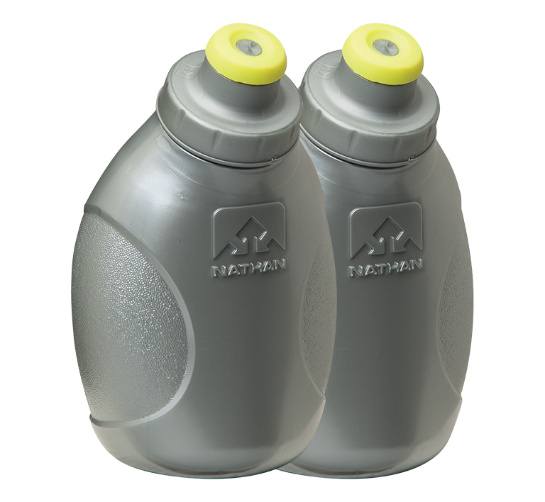 Push-Pull Cap Flask 2 Pack