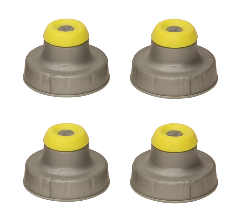 Push-Pull Caps (4 Pack)