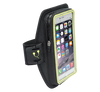 Nathan SonicStorm Smartphone Carrier- Weather Resistant, Safety Yellow