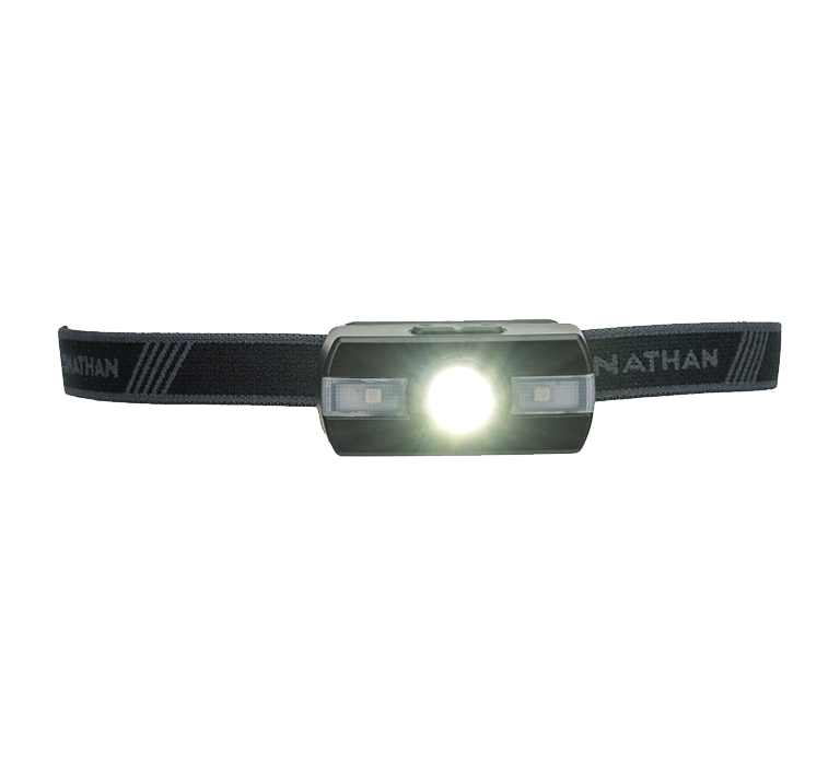 Nathan Sports Mag Flash Clip-On Reflective Safety Patch NS2054 Safety Yellow SHOCK DOCTOR NATHAN NS2054-0186-00