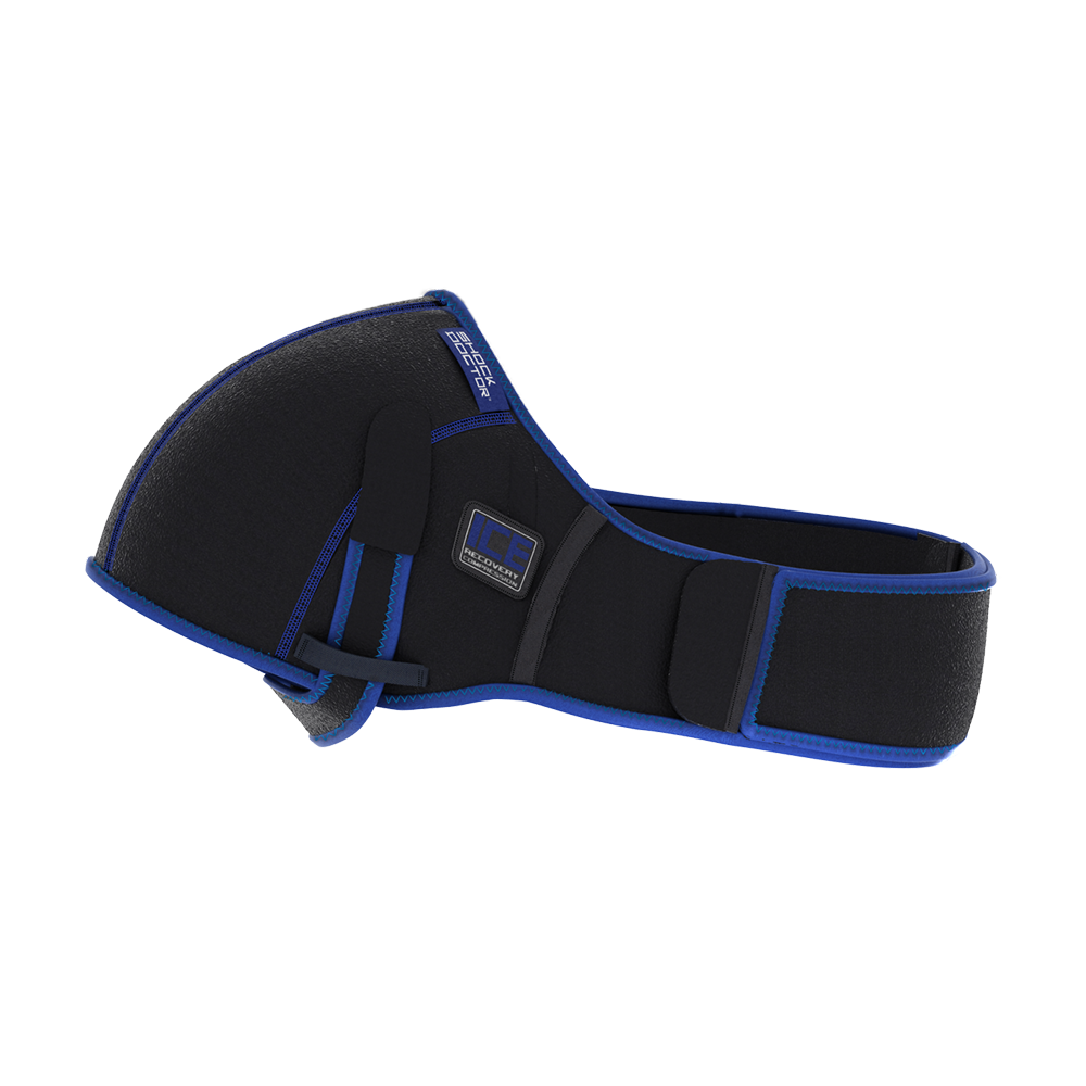 Ice Recovery Compression Shoulder Wrap
