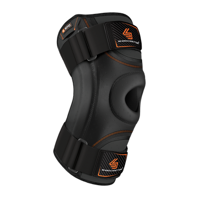 Knee Stabilizer with Flexible Knee Stays