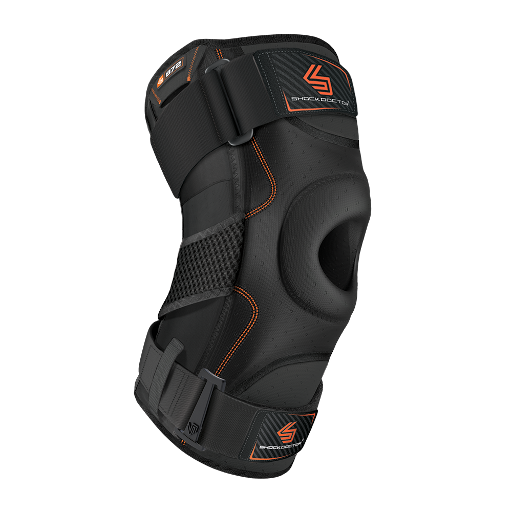 Knee Support with Dual Hinges