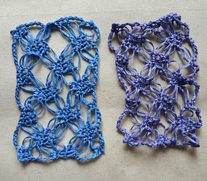 How to block your Knitting and Crochet Projects