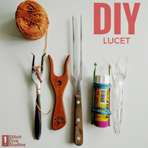 How to make a lucet