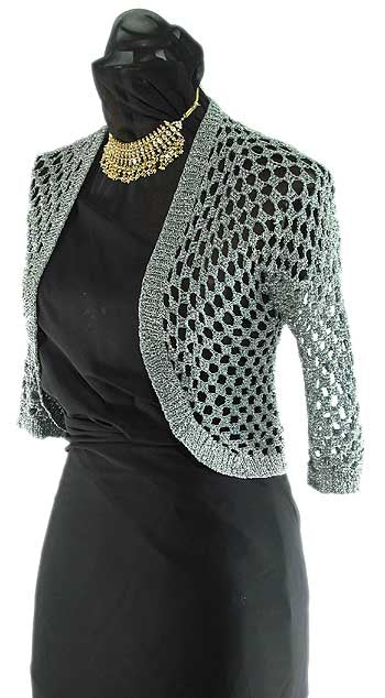 Slinky Fitted Shrug