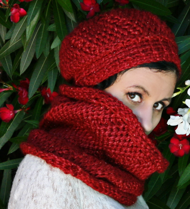 Chainmaille Cowl
