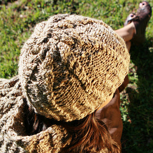 Twisted Star Beanie