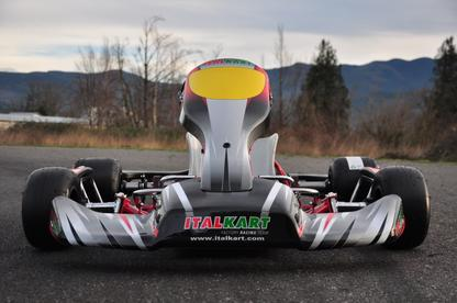TAG Kart - X125T Senior and Master