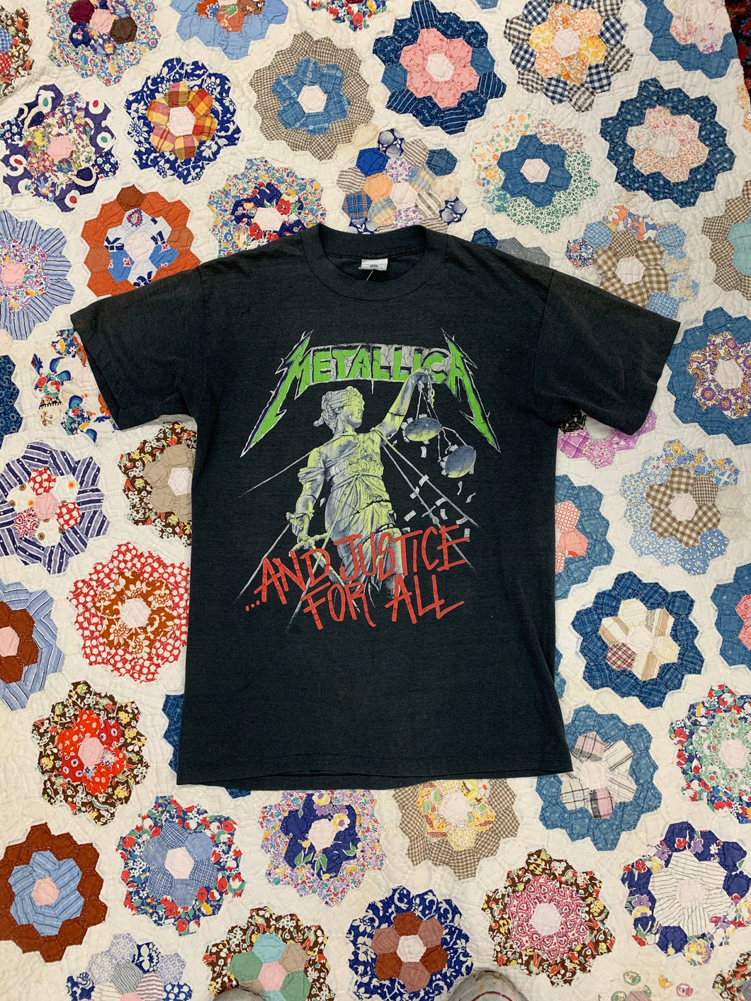 1988/1989 Metallica your shirt size Medium