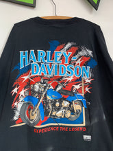 Load image into Gallery viewer, Harley Davidson double sided graphic shirt size 3XL