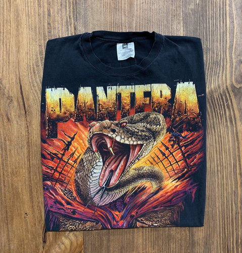 1998 Pantera European tour shirt size L