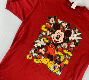 Vintage Mickey Mouse shirt size XL