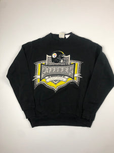 Vintage Pittsburgh Steelers sweater size S