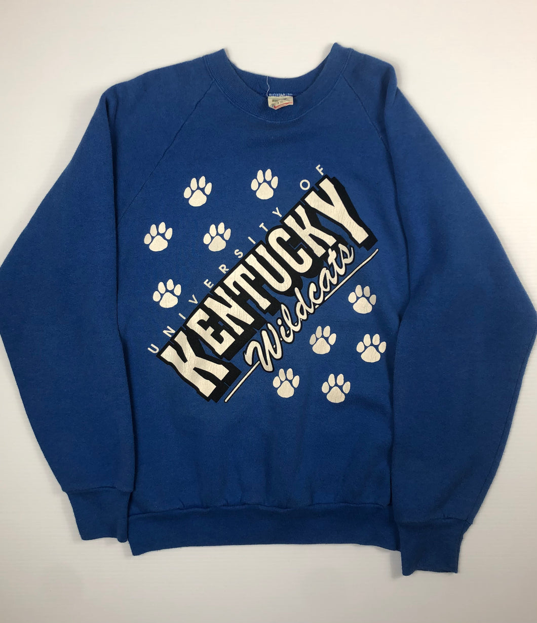 Vintage University of Kentucky Wildcats sweatshirt size L