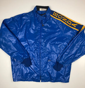 Vintage 70s Honda Racing windbreaker jacket size XL