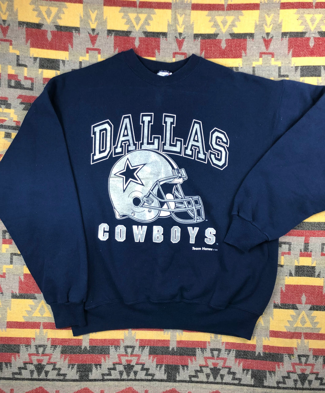 Vintage 90s Dallas Cowboys crew size XL