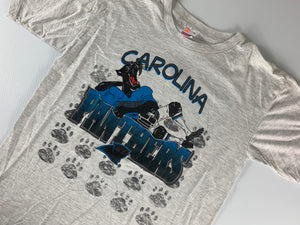 Vintage Carolina Panthers shirt size XL