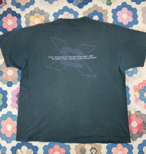 Load image into Gallery viewer, 2003 X-Men 2 Movie Promo shirt size XL