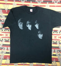 Load image into Gallery viewer, Vintage 1992 The Beatles band tee size XL