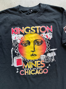 Kingston Mines shirt size L