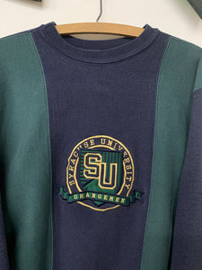 90s Syracuse University reverse weave sweatshirt size XL