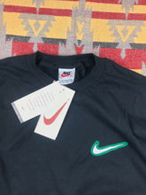 Load image into Gallery viewer, Vintage NWT Nike swoosh check long sleeve shirt size XL