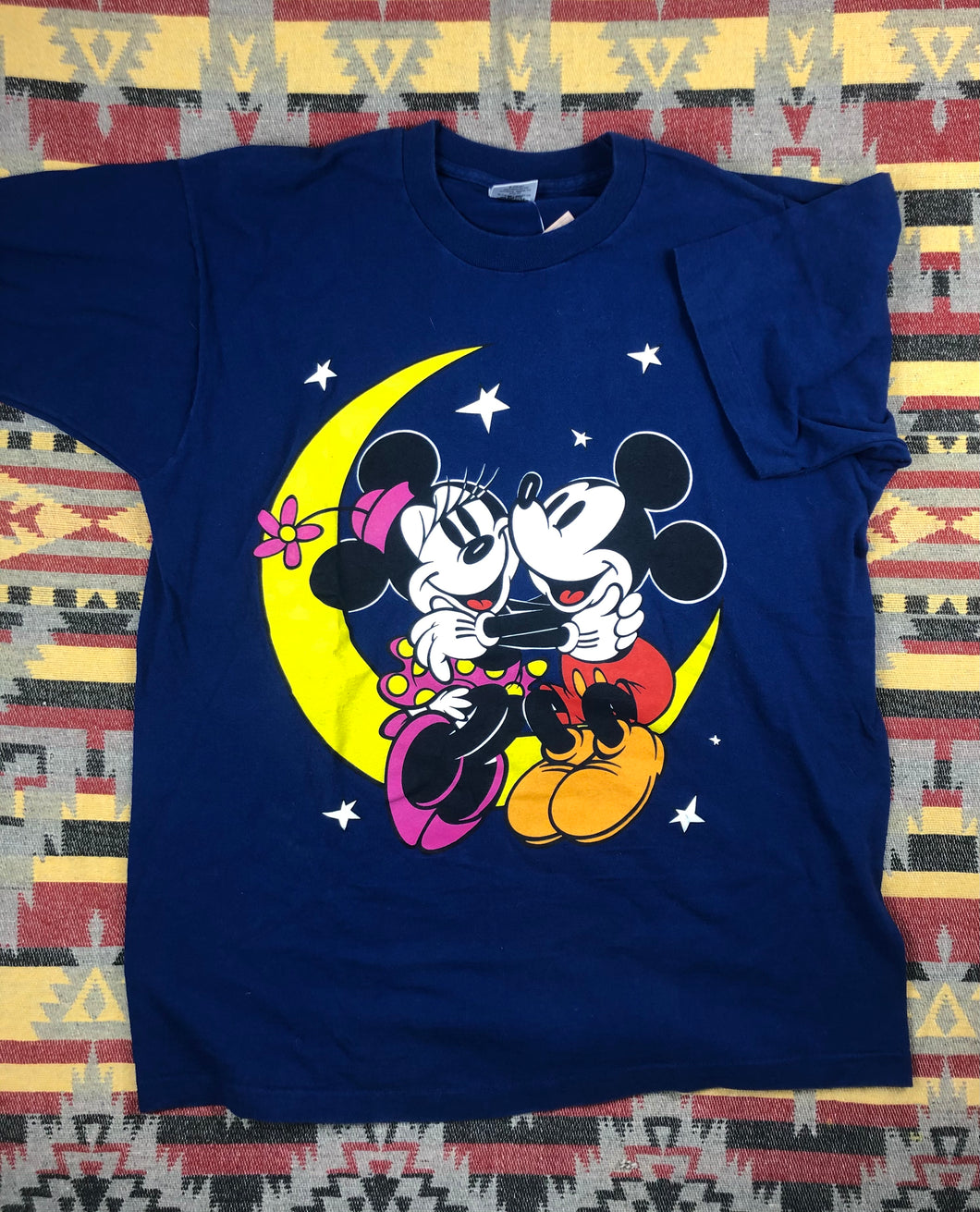 Vintage Mickey & Minnie Mouse shirt size XL