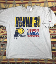 Load image into Gallery viewer, Vintage 1994 Indians Pacers NBA Playoffs shirt size XL