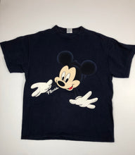 Load image into Gallery viewer, Vintage Double Sided Mickey Mouse shirt size L