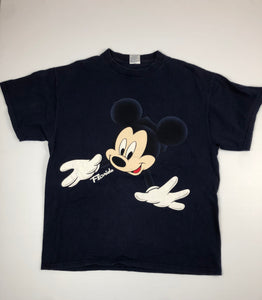 Vintage Double Sided Mickey Mouse shirt size L