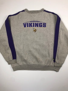 Vintage Minnesota Vikings sweater size XXL