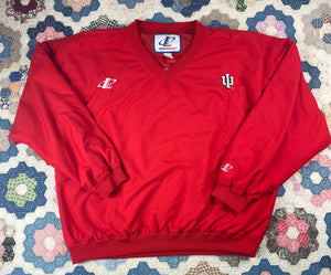 Vintage Indiana University Pullover jacket size XL
