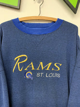 Load image into Gallery viewer, 90s St. Louis Rams sweatshirt size XL
