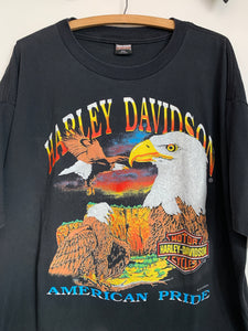 Harley Davidson double sided graphic shirt size 3XL