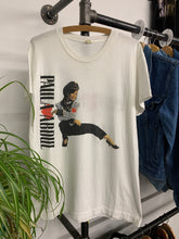 Load image into Gallery viewer, Paula Abdul 1990 tour shirt size Large best