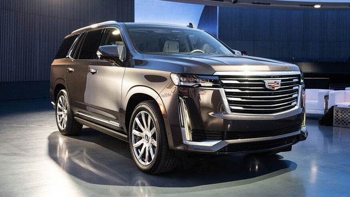 2021 Cadillac Escalade ESV First Look: The New Long One