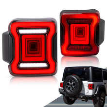 Load image into Gallery viewer, Jeep Wrangler rear lamps