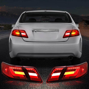 VLAND Taillights for Toyota Camry XV40 Gen Sedan 2006-2011 LED YAB-KMR-0192