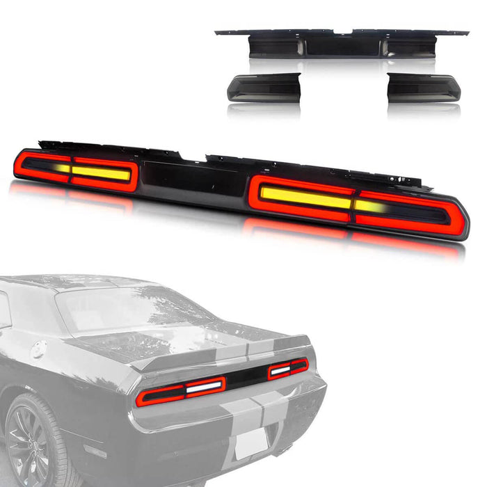 2013 Challenger tail lights