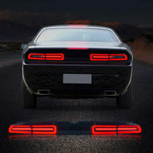 Load image into Gallery viewer, 2014 Challenger tail lights