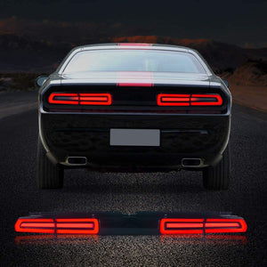 2014 Challenger tail lights