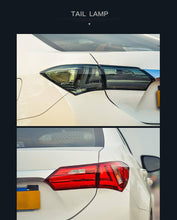 Load image into Gallery viewer, 2015 toyota corolla tail light