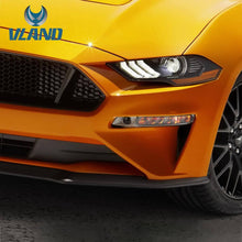 Load image into Gallery viewer, 2018 mustang gt headlights