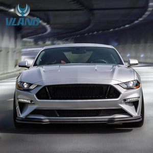 2019 mustang gt headlights
