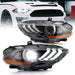Headlights for Ford Mustang