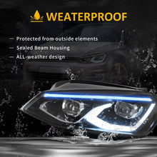 Load image into Gallery viewer, VLAND Full LED Headlights For Volkswagen Golf 7 2014-2017  YAA-GEF-0348