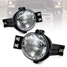 Load image into Gallery viewer, Dodge RAM Fog Lights 2002-2009