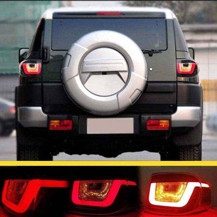 FJ Land Cruiser Tail Lights