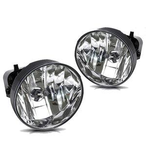 GMC Sierra Fog Lights